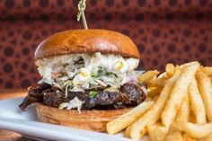 At Milestone 229 are bold flavors, local sources and ethnic twists informing an accessible and versatile menu, plus fantastic happy-hour discounts