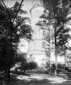 Mirante do Jardim da Luz em 1898