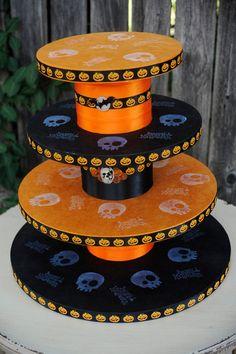 pinterest the worlds catalog of ideas - Halloween Cupcake Holder