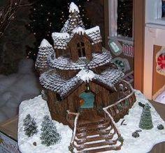 Gingerbread House Competition Grove Park Inn