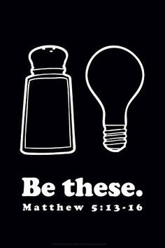 BE these...