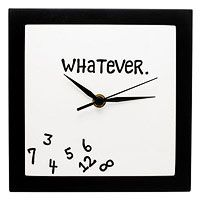 Adasiowy zegar