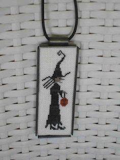 The Primitive Needle, Salem Witch