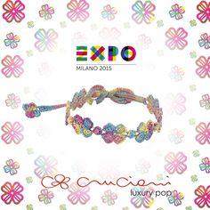 Bracciali  Expo 2015