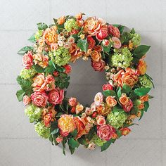 Regent's Park Rose Wreath