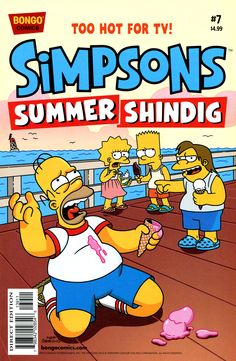 The Simpsons Summer Shindig 07