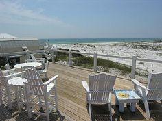 VRBO.com #232974 - Beachfront, Great Views, Pool, Fab Porches, Grayton Beach