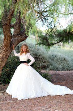 Wedding Dress $375