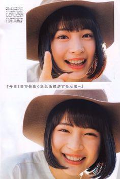 广濑丝丝 Suzu Hirose 图片