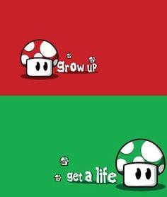 Mario! hee hee hee #and