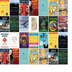 """Saturday, July 26, 2014: The Gaston County Public Library has 13 new bestsellers and seven other new books in the Top Choices section.   The new titles this week include """"Heaven is for Real: A Little Boy's Astounding Story of His Trip to Heaven and Back,"""" """"The Things They Carried,"""" and """"Clinton, Inc.: The Audacious Rebuilding of a Political Machine."""""""