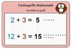 273 besten mathe Bilder auf Pinterest in 2018 | Grundschule, Erste ...
