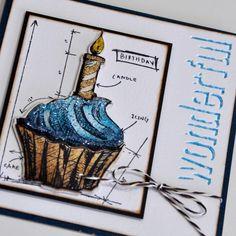 Richele Christensen: Birthday Blueprint