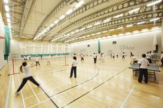 Sports Arena at Bromsgrove School - we have hosted national, regional and county matches.