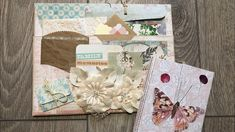 Loaded Pocket / Flip Booklet - Pen Pal / Mail Ideas - What I Mail - On A...