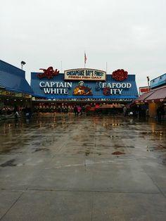 Captain White's Seafood City (Washington DC): Top Tips Before You Go - TripAdvisor