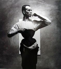 Mr Pearl - corsetier