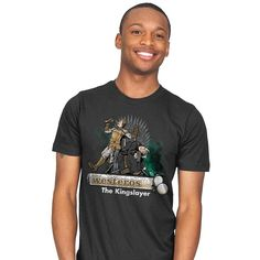 The Kingslayer Exclusive - Mens - T-Shirts - RIPT Apparel