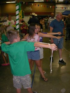 Archery draw practice - Working Display