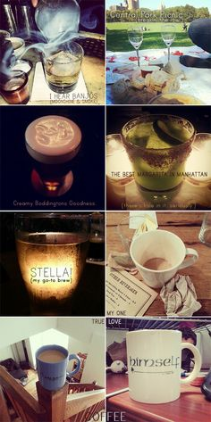 Instagram makes me look like I have a drinking problem.