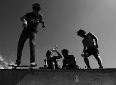 The Level Skatepark - recently opened in Brighton. One of my own shots.