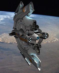 Starship Polaris