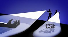 CBS Gets New Animated Sequences And Poster Series - DesignTAXI.com
