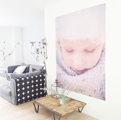 Upload your own photos and create your personal wall decoration online! Your favourite photos on your wall in no time ✓ Largest collection of IXXIs ✓ Home delivery within working days ✓ Customers rate IXXI as Excellent! Wall Decor, Cabinet, Living Room, Storage, Instagram Posts, Happy Monday, Interior Inspiration, Furniture, Walls