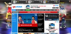 Times #GoCricket.Com will Live Streaming the #IPL 2014 Matches