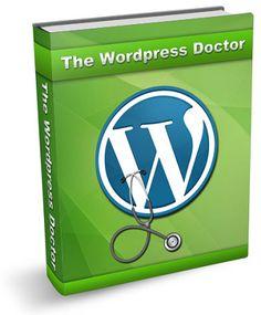 The Wordpress Doctor Learn Wordpress, Ebooks, Private Label, Marketing, Step Guide, Learning, Videos, Blogging, Platform