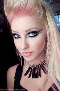 Monroe Misfit Makeup | Makeup Artist | Beauty Blog
