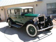 1928 Pierce Arrow, model 81. Seven passenger sedan Maintenance/restoration of old/vintage vehicles: the material for new cogs/casters/gears/pads could be cast polyamide which I (Cast polyamide) can produce. My contact: tatjana.alic@windowslive.com