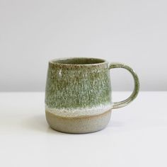 The next lot of coffee mugs are out of the kiln. This little one along with it's partner will be heading to their new home in Perth. Glazes For Pottery, Pottery Mugs, Ceramic Pottery, Pottery Art, Ceramic Cups, Ceramic Art, Earthenware, Stoneware, Ceramic Glaze Recipes