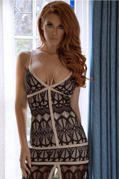 I Love Redheads, Red Hair Woman, Beautiful Redhead, Hottest Models, Gorgeous Women, Dress To Impress, Looks Great, Sexy Women, Dresses