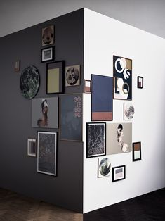 Haz una galería de fotos en tu casa | Daily Mater
