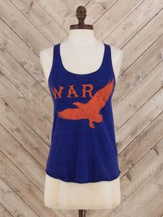 Judith March War Eagle Tank