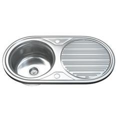 DIHL 84cm x 44cm Kitchen Sink