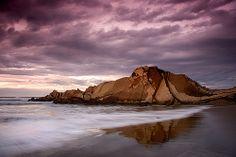 Playa de Barinatxe - Sopelana. Pais Vasco. España #Spain