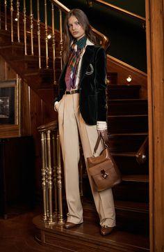Ralph Lauren Pre-Fall 2017 Fashion Show Collection
