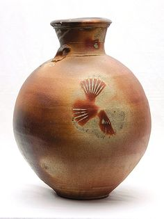 Chester Nealie. Large floor vase… - New Zealand And International Applied Art - Dunbar Sloane Ltd. - Antiques Reporter