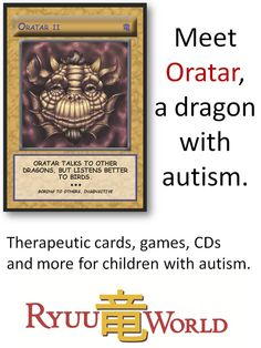 """Oratar, one of the six autistic Ryuu dragons, """"evolves"""" as he learns better communication skills. This was pinned by pinterest.com/joelshaul/ Follow all our boards."""