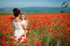 Poppy Photography, Maternity Photography, Grandparent Photo, Poses, Family Posing, Baby Girl Fashion, Red Poppies, Children Photography, Baby Photos