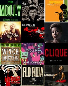 Dwayne Frection's playlist #flytunes