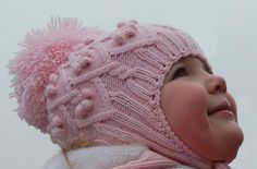 Детская шапка вязаная для новорожденных схемы