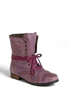 Mini Steve Madden 'Troopa' Boots!