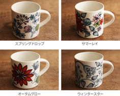Rakuten: ARABIA (Arabia) Runo mug cup- Shopping Japanese products from Japan