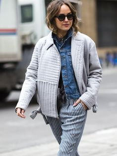 quilted layers