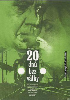Czech movie poster