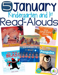 January read-alouds