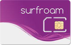 Surfroam SIM